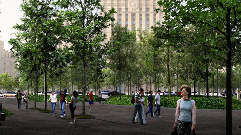 86% жителей столицы позитивно относятся кпрограмме «Моя улица»— Опрос
