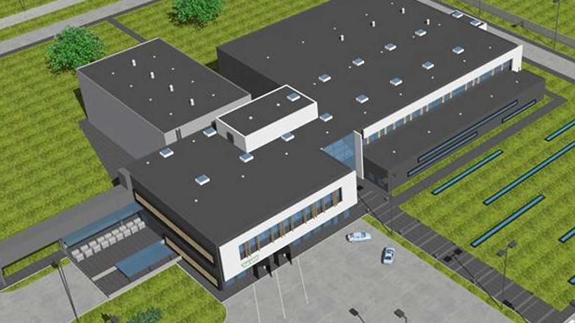 ВСерпухове стартовало строительство фармацевтического завода