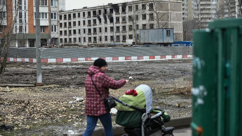 Московские власти уточнили права собственников при внесении хрущевок впрограмму реновации