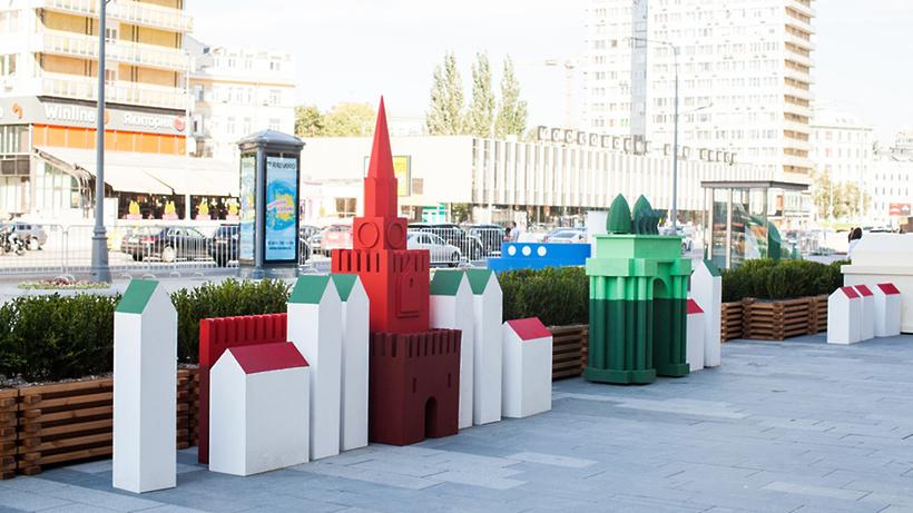 Российскую столицу украсят огромными яйцами кПасхе