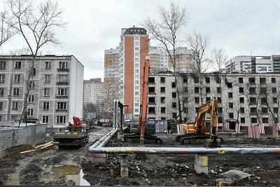 Отходы от сноса московских хрущевок будут использовать для нового строительства