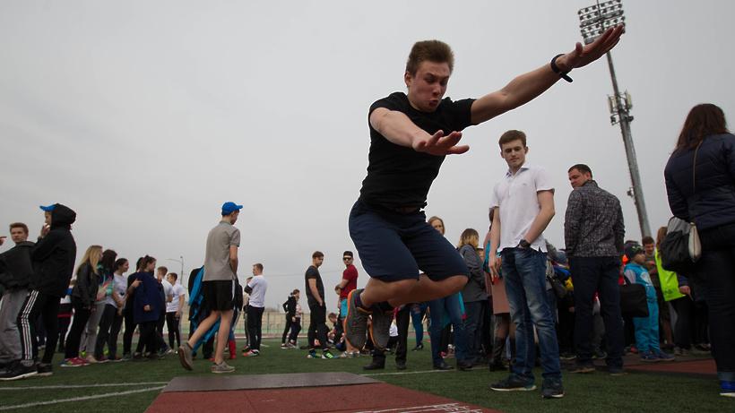 ВПодмосковье пройдёт областной фестиваль «Единый день ГТО»
