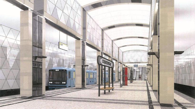 Власти столицы обещают доконца года достроить три станции «салатовой» веточки метро