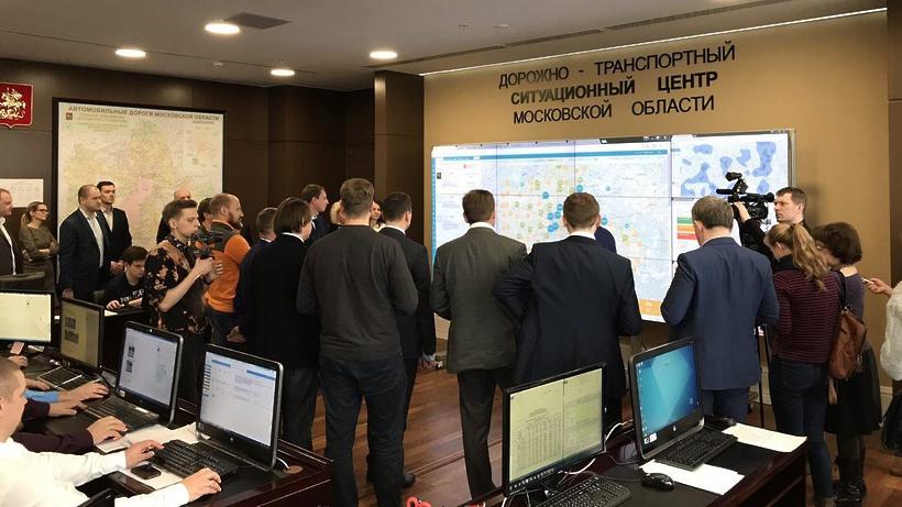 Представителям ОНФ поведали обезопасности наподмосковных трассах