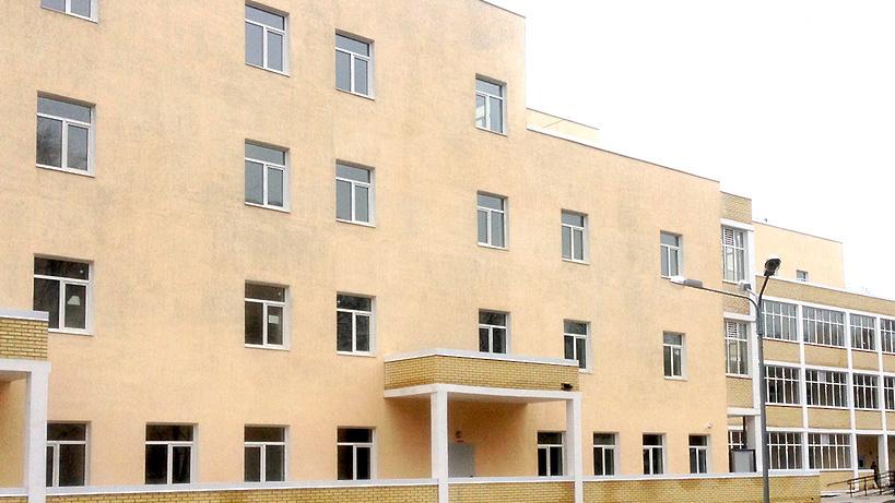 Инфекционный корпус Видновской больницы введен в эксплуатацию