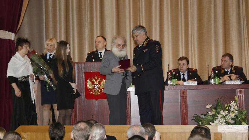 Убитого при нападении напост ДПС полицейского наградили посмертно