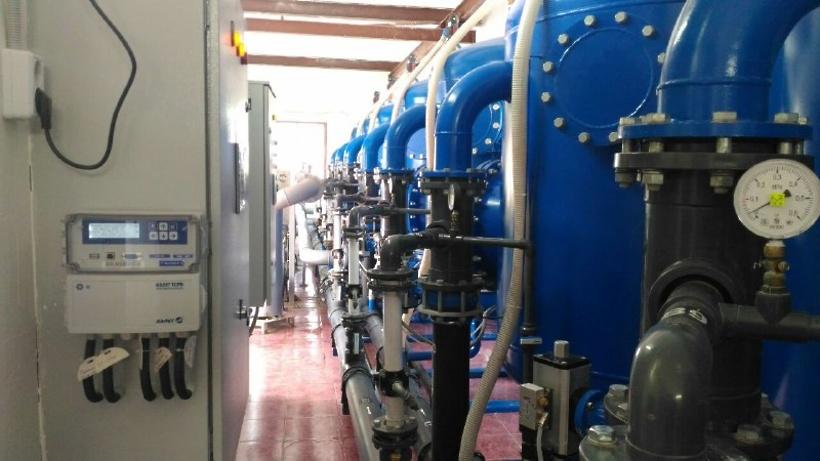 Автономную станцию очистки воды открыли в Талдомском районе