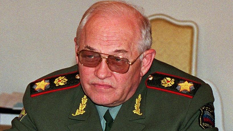 В российской столице появится улица Маршала Сергеева