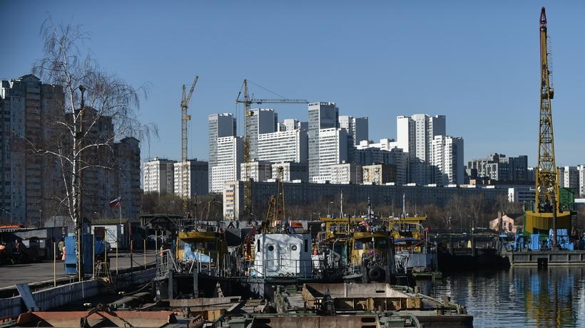 В Российской Федерации ввод жилья вэксплуатацию вIквартале уменьшился на16%