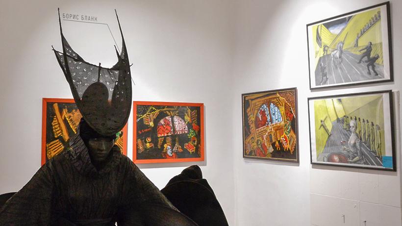 Выставка будущего музейно-театрального центра откроется вЗамоскворечье