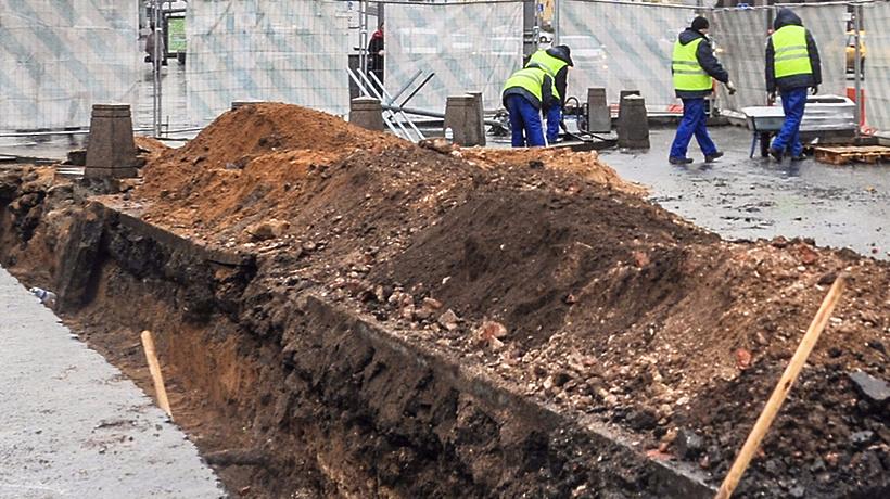 Найденные уКитайгородской стены артефакты покажут москвичам
