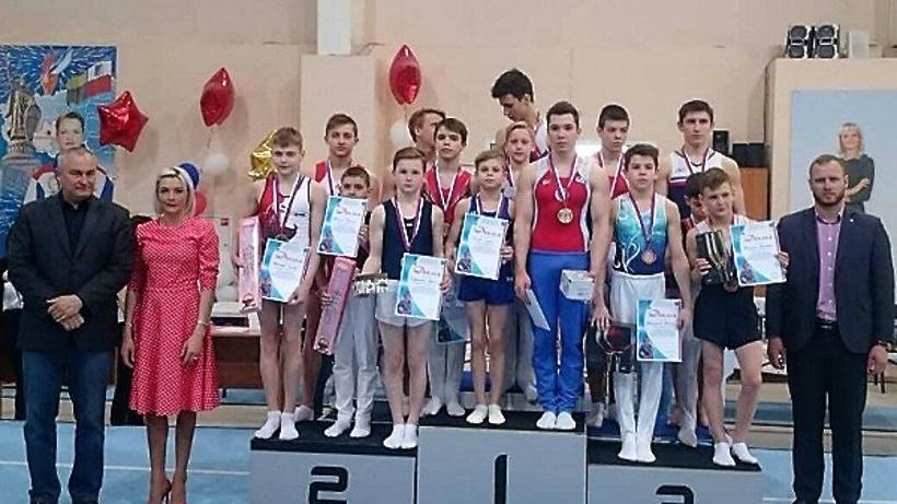 Пензенские гимнасты завоевали 14 наград натурнире вБелгороде