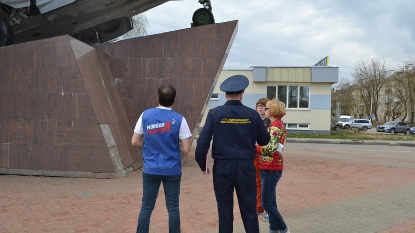 Госадмтехнадзор выявил неменее 300 нарушений всодержании воинских монументов вПодмосковье
