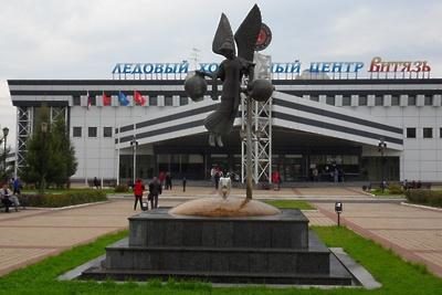 Льготники Подольска смогут бесплатно посетить Ледовый дворец «Витязь» в четверг
