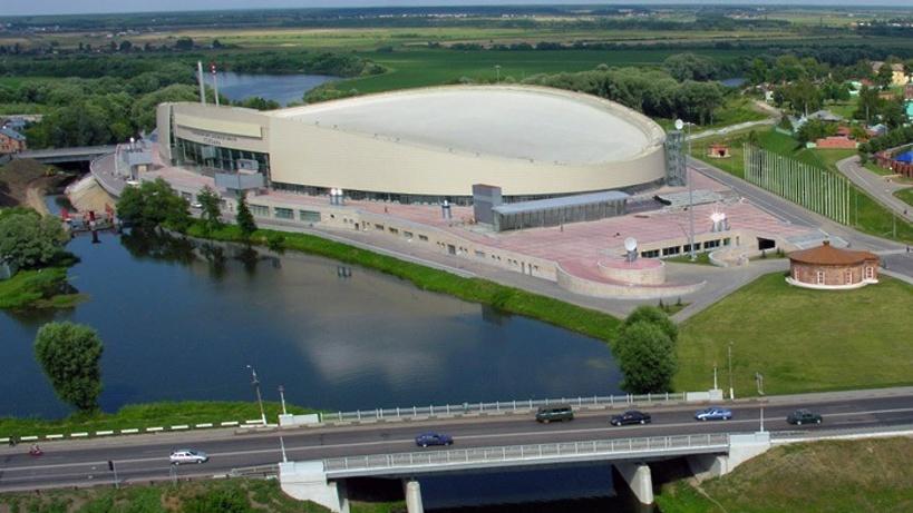 Конькобежный центр «Коломна» может стать федеральным после возведения ЖК для спортсменов