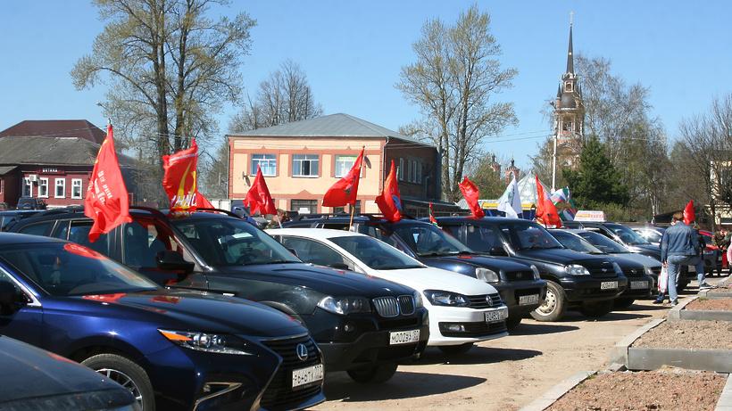 Свыше 100 человек примут участие в акции «Автопробег по дорогам Подмосковья» 31 мая
