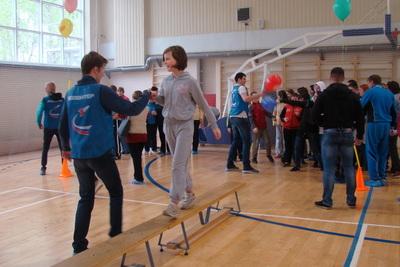 Спортивные эстафеты и семейные конкурсы пройдут в школах Люберец в воскресенье