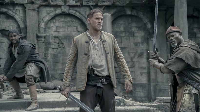 Фильм «Меч короля Артура» стал лидером российского проката