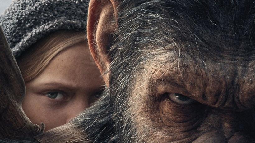 «Планета обезьян: Война»: всети интернет появился заключительный трейлер