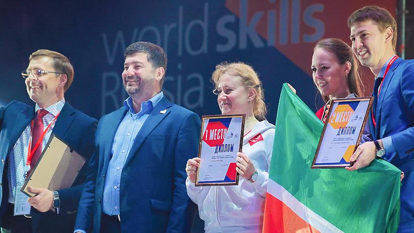В Подмосковье победителей и 0финала WorldSkills Russia наградят в понедельник