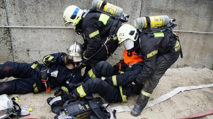 Соревнования по пожарно?спасательному спорту пройдут в Подольске в четверг