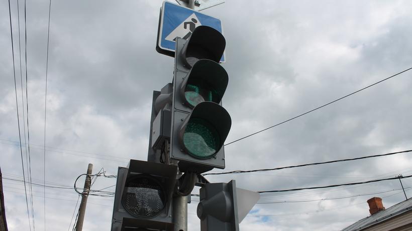 Прямой поворот сСадового кольца наНовокузнецкую улицу закрыли для авто