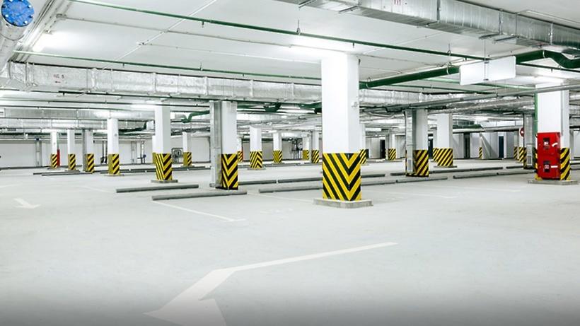 Платные подземные парковки могут появиться в домах Москвы, построенных в рамках реновации