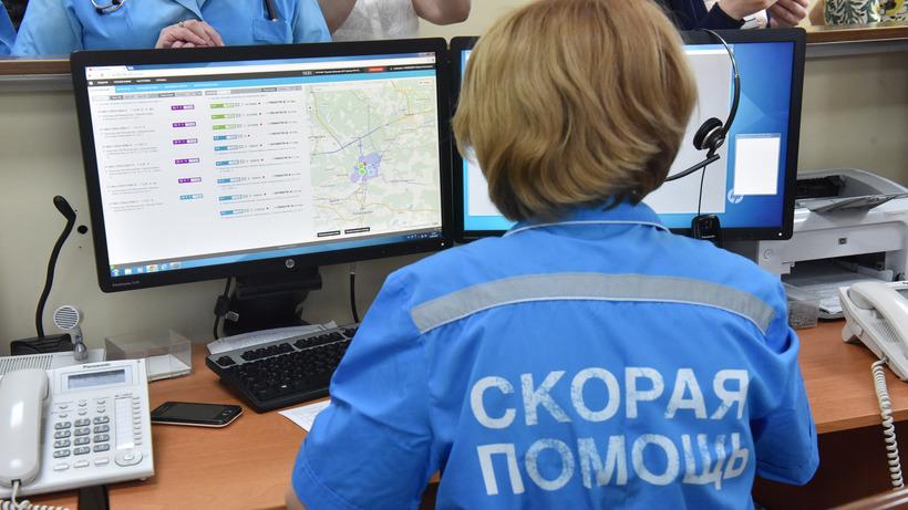 ДТП с участием сотрудника полиции произошло в Коломне