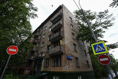 Перечень домов, вошедших в программу реновации Москвы, с датами сноса опубликуют в 2018 г