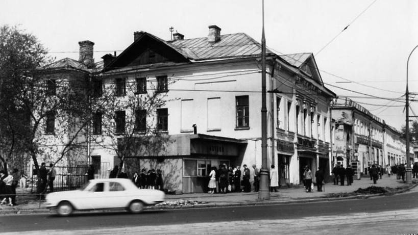 Историческую усадьбу наТаганской площади закончат реставрировать ксередине июля