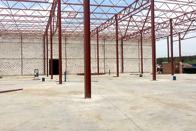 Строительство нового складского комплекса стартовало в Балашихе