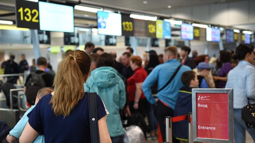 Вполете отказано: в столице России задержаны иотменены 30 рейсов