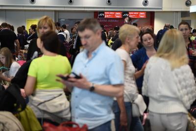 30 рейсов отменили и задержали в московских аэропортах в субботу утром