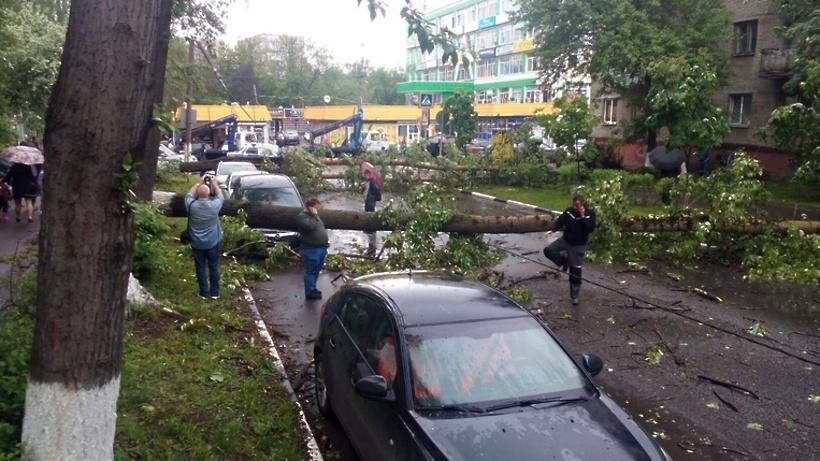 Электроснабжение в Подмосковье после урагана будут восстанавливать в круглосуточном режиме
