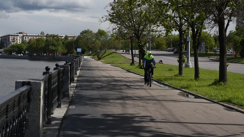 В столице России вконце рабочей недели предполагается пасмурная погода идо17 градусов тепла