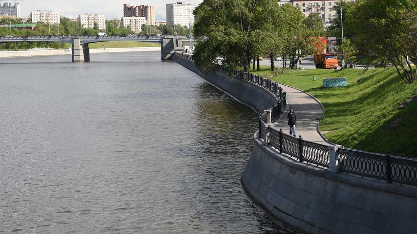 В российской столице 7июня предполагается солнечная погода идо23 градусов тепла