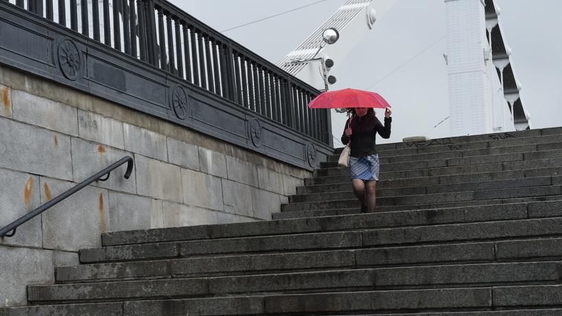 Небольшой дождь идо25 градусов ожидается вмосковском регионе ввоскресенье