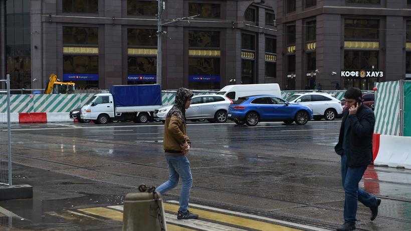 Сегодня в российской столице может выпасть 10% месячной нормы осадков