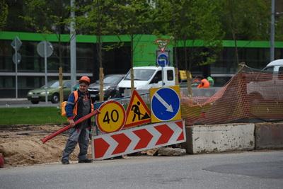 42 дороги в городском округе Серпухов отремонтируют до конца года