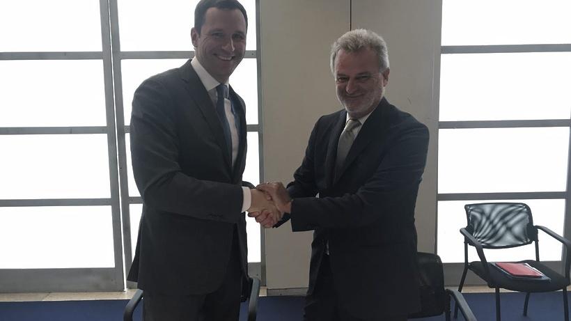 Подмосковье будет сотрудничать с Ломбардией в сфере инвестпривлекательности