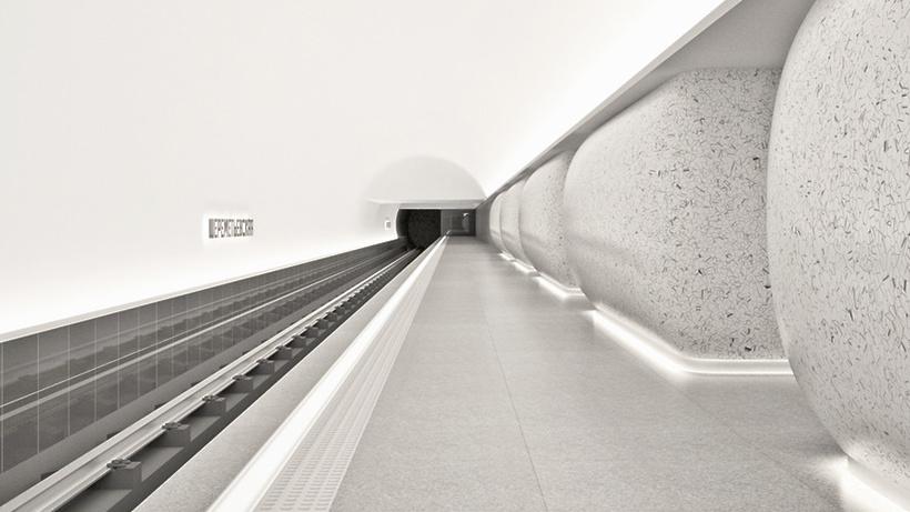 Между станциями «Шереметьевская» и«Ржевская» построят перегон