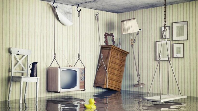 затопили муниципальную квартиру что делать