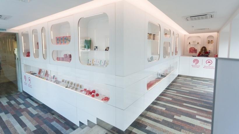 На «Маяковской» открыл свои двери флагманский сувенирный магазин метро