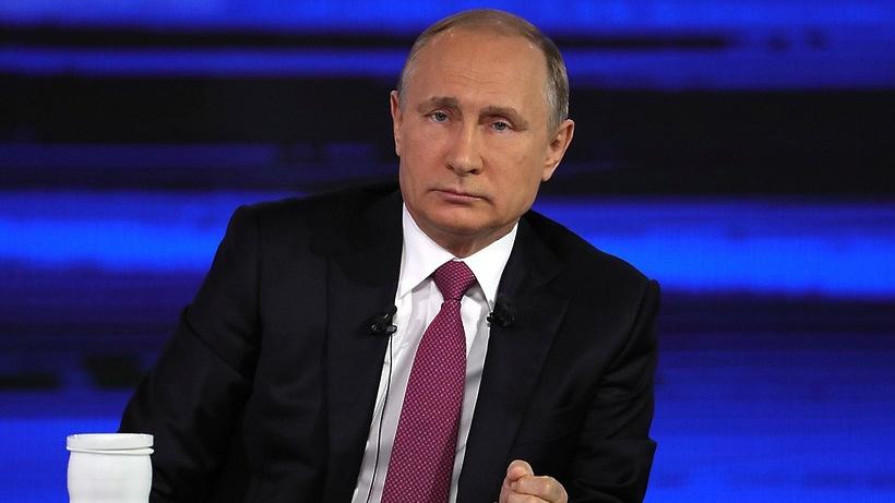 Путин сказал остроительстве четырех мусороперерабатывающих заводов