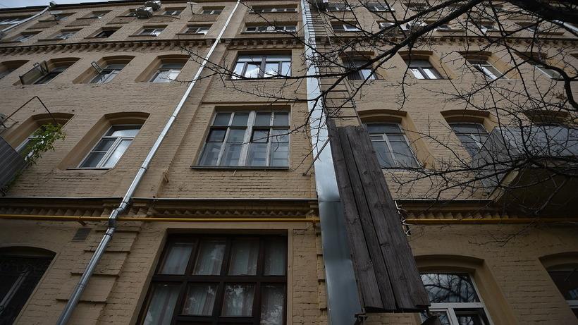 Еще одну пятиэтажку готовят к сносу на западе Москвы по проекту реновации