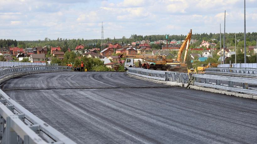 Практически 95км новых дорог планируют построить в столице в 2018-ом году