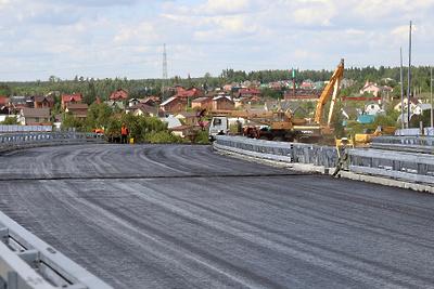 В Домодедове может появиться окружная дорога регионального значения