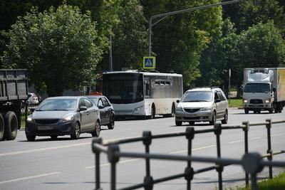 Компенсационные автобусы запустят между Одинцовым и Голицыным