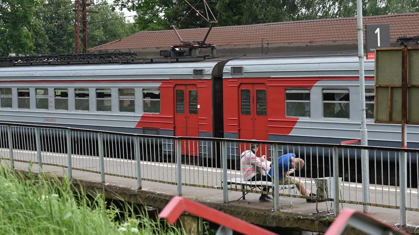 Строительство платформы «Новохохловская» находится взавершающей стадии