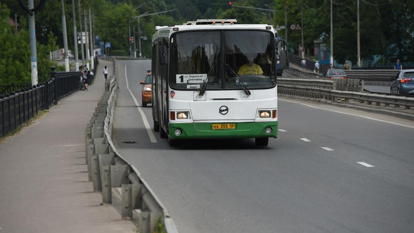 Порядка 1,8 тысячи автобусов приобрели вПодмосковье в этом 2017г.